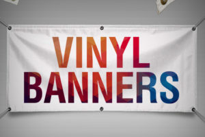 Logan Design Custom Banners in north bend